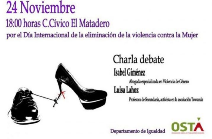 Charla-Debate