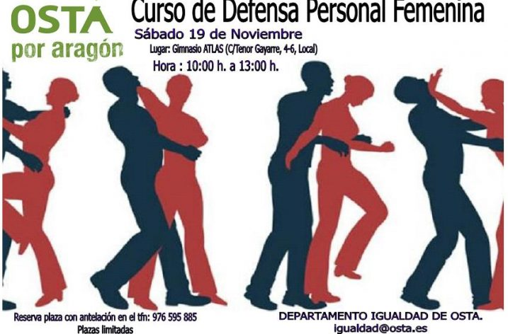 Curso de defensa personal