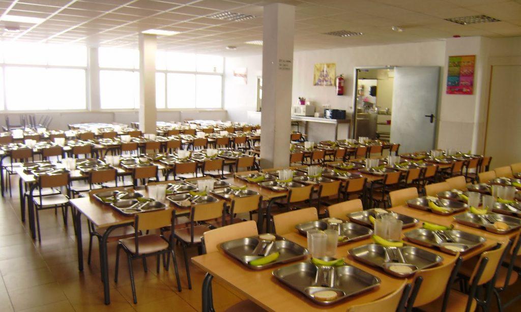 empresas que gestionan comedores escolares en zaragoza
