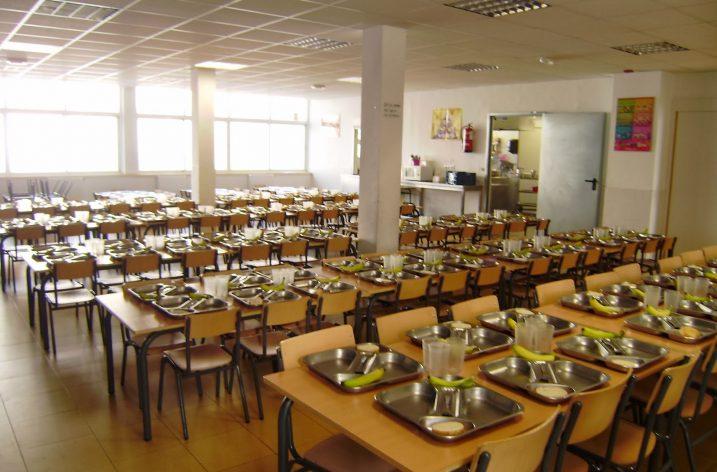 Publicado el concurso de los comedores escolares de Zaragoza