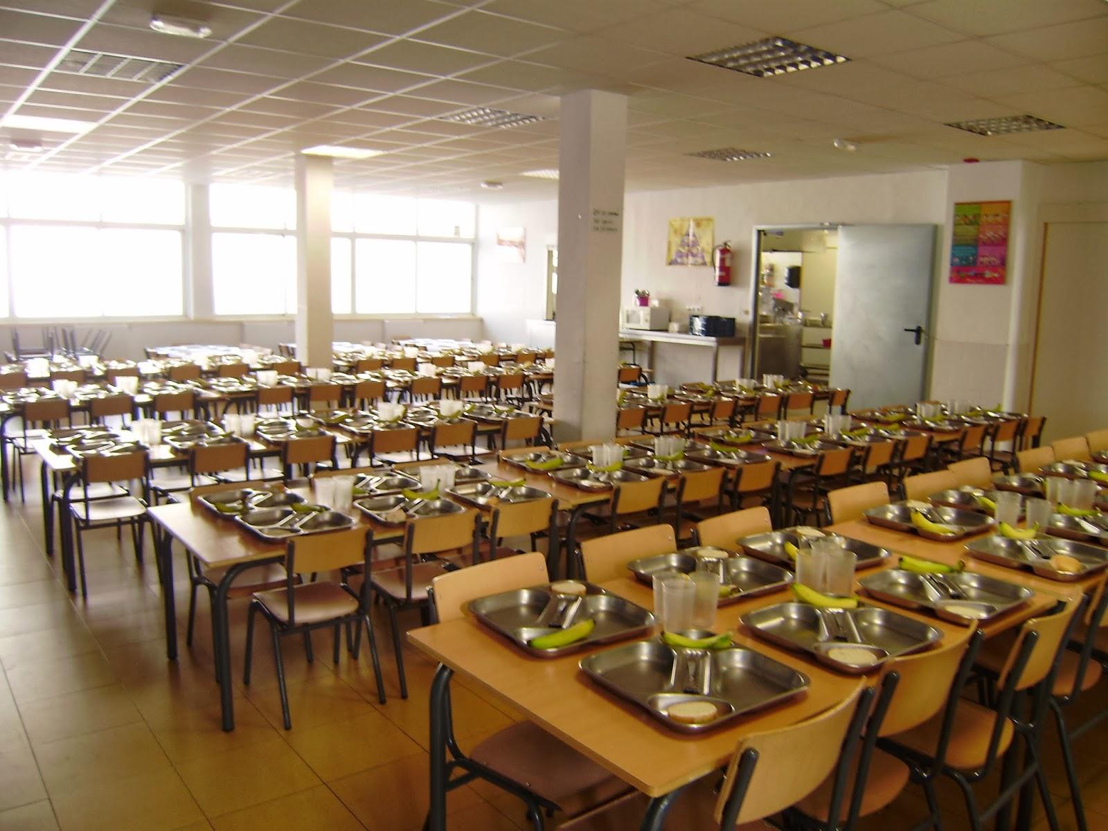 Se Retrasa La Licitaci N De Los Comedores Escolares Por
