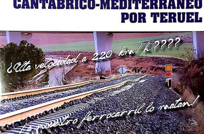 OSTA apoya las movilizaciones a favor del Eje Cantábrico-Mediterráneo