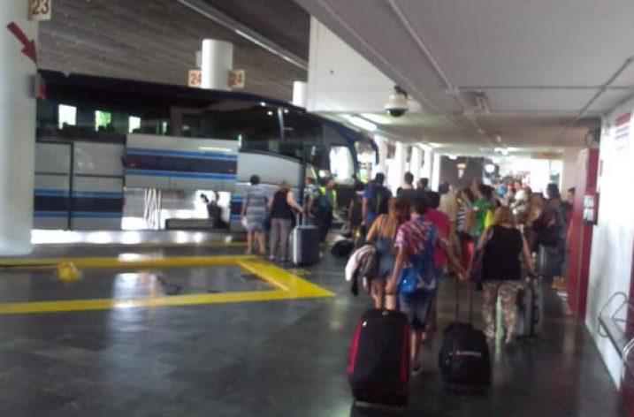 Desconvocada la huelga del transportes de viajeros de Zaragoza