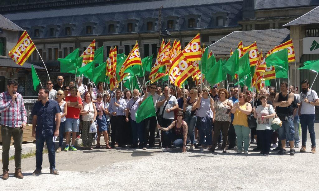 OSTA celebra su XV Aniversario en Canfranc