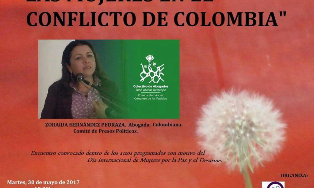 Las mujeres en conflicto en Colombia