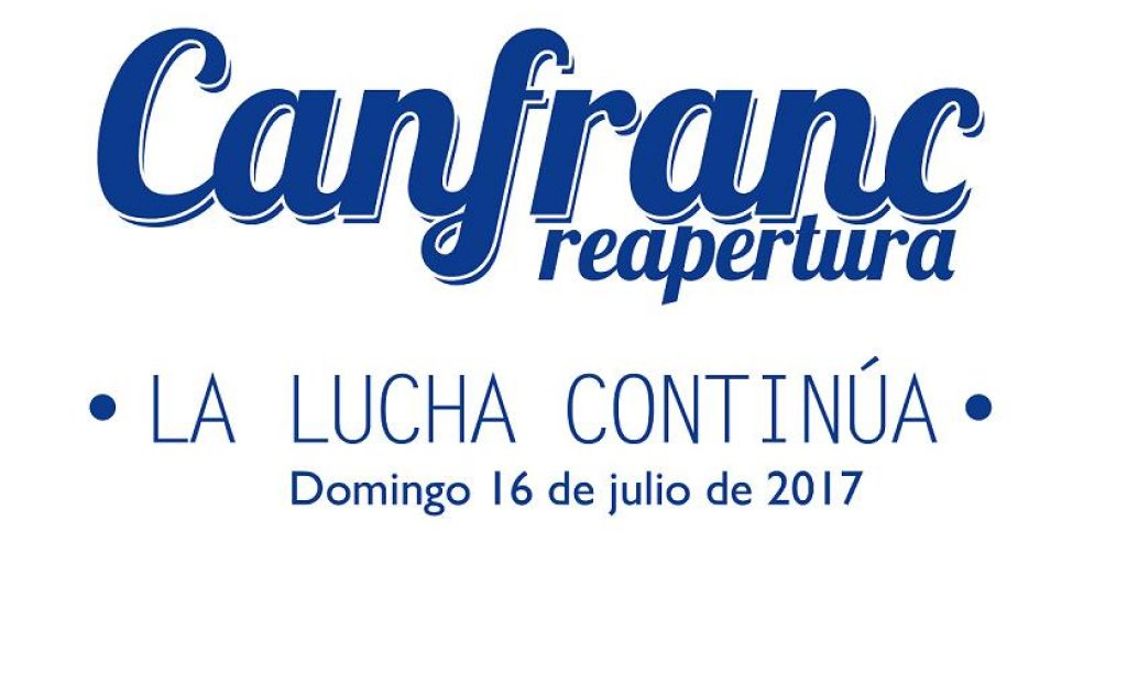 16 De julio movilización por la reapertura del Canfranc
