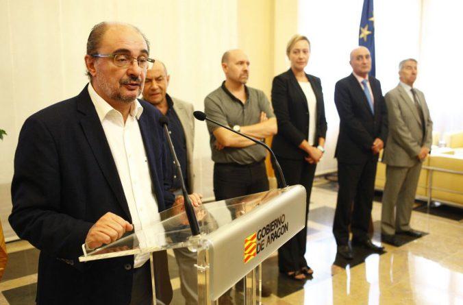 La futura Ley del Diálogo Social excluye al 20% de la representación sindical en Aragón