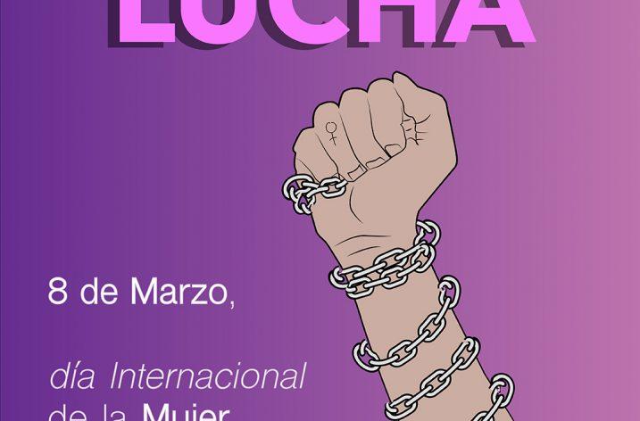 8 de marzo hacia la huelga feminista