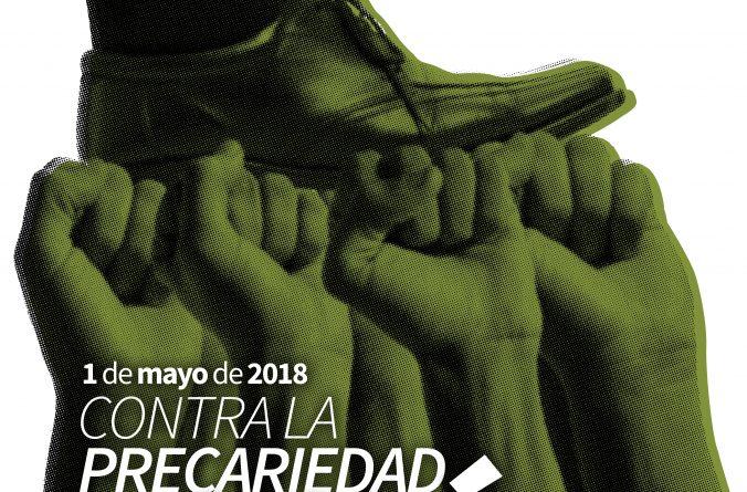 1º de mayo – Contra la Precariedad Acción Sindical