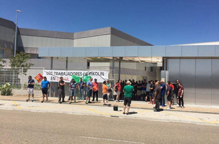 Tras 18 días de huelga, se llega a un acuerdo en Pikolin