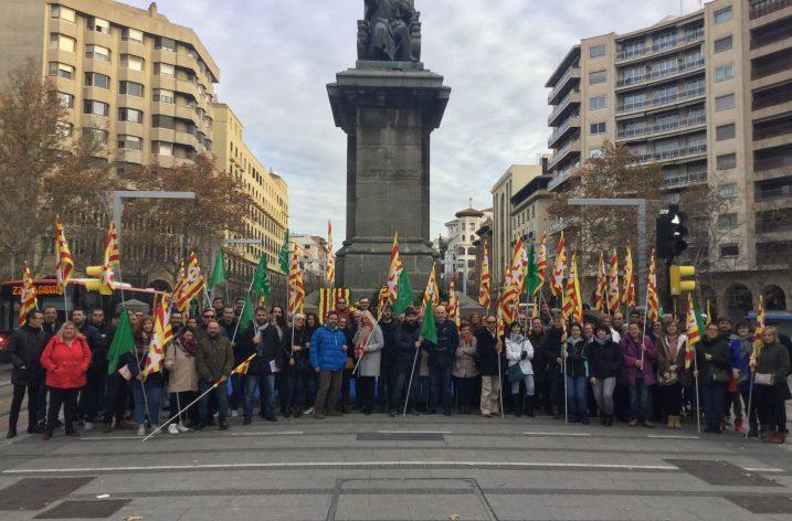 20 d'aviento, día del Justicia de Aragón