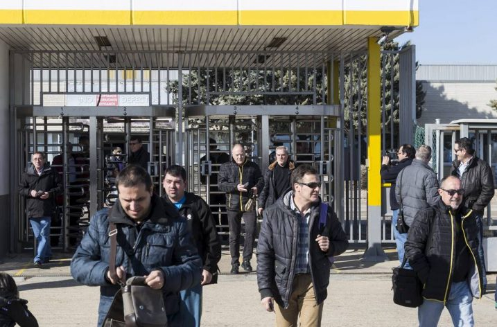 CCOO y UGT incumplen el Reglamento interno del Comite de Opel
