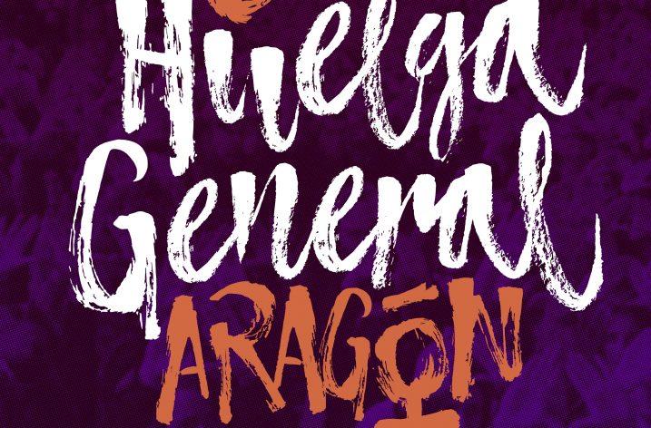 OSTA convoca Huelga General el próximo 8 de Marzo en Aragón