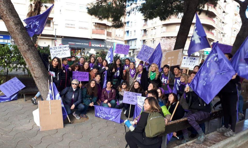 Primera valoración de la Huelga General  del 8 de marzo en Aragón