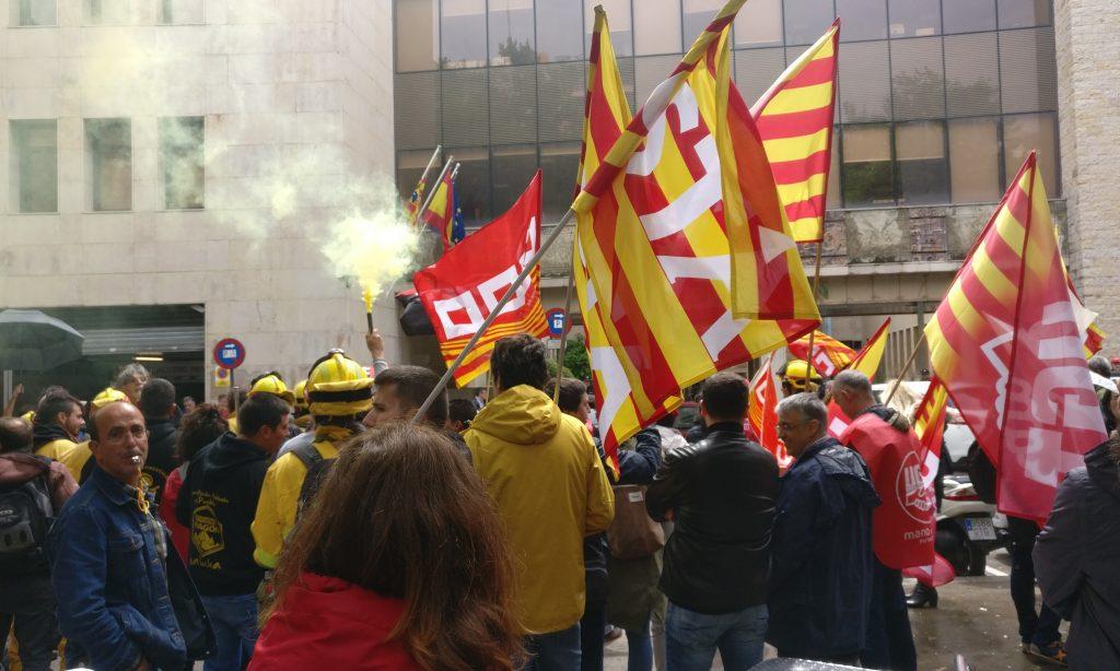Valoración de la huelga en SARGA
