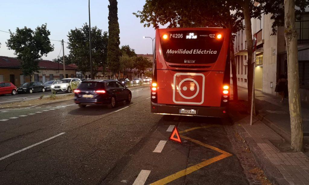 OSTA denuncia las numerosas incidencias en el servicio de autobuses urbanos de Zaragoza