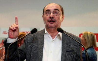 Lamentables declaraciones del presidente de Aragón sobre la introducción del COVID19 en residencias