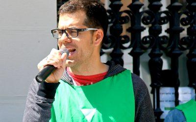 Nos deja uno de los nuestros, Fernando García, Secretario General de OSTA 2011-2015